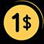 1usd logo